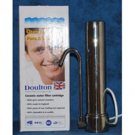 Countertop Stainless Steel Genuine Doulton