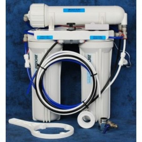 Psi-020a 3 Stage Reverse Osmosis Wall Mount Unit