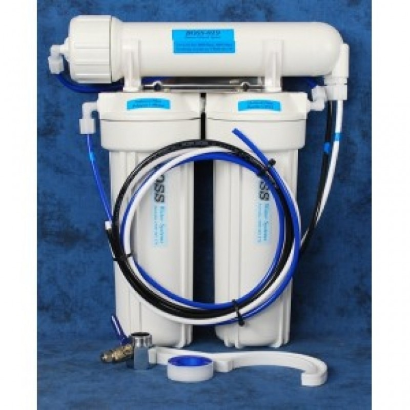 Psi 019 Bb 3 Stage Reverse Osmosis Basic System Laundry
