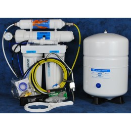 4 Stage Reverse Osmosis Under Sink Premium Model 021-4p-Gm