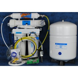 4 Stage Reverse Osmosis Under Sink Premium Model 021-4pg