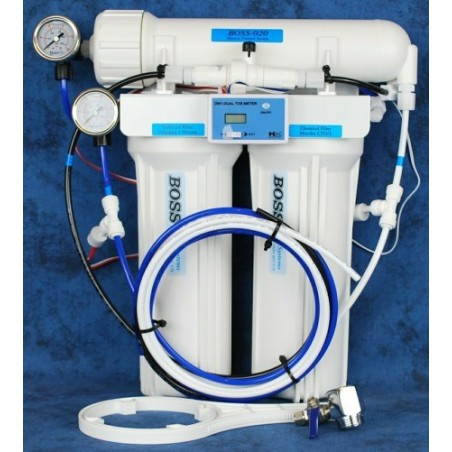 Psi-020b-Gm 3 Stage Reverse Osmosis System With Extra Low Waste