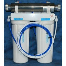 350-UV Twin Undersink Water Filter System