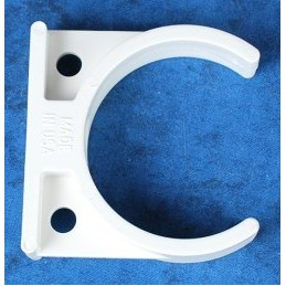 Membrane mounting clip