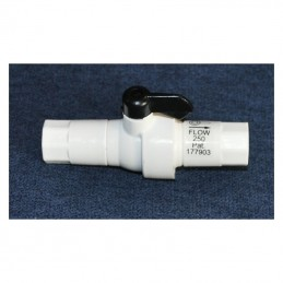 Flushing Valve Flow Restrictor