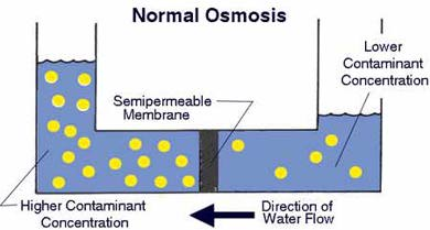 Explanation of Reverse Osmosis